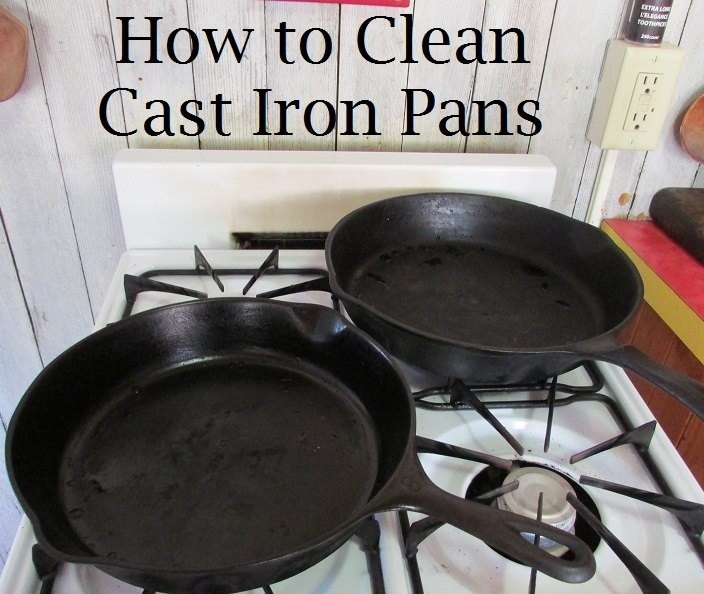 How to Clean a Cast Iron Pan (Quick and Dirty Tips)