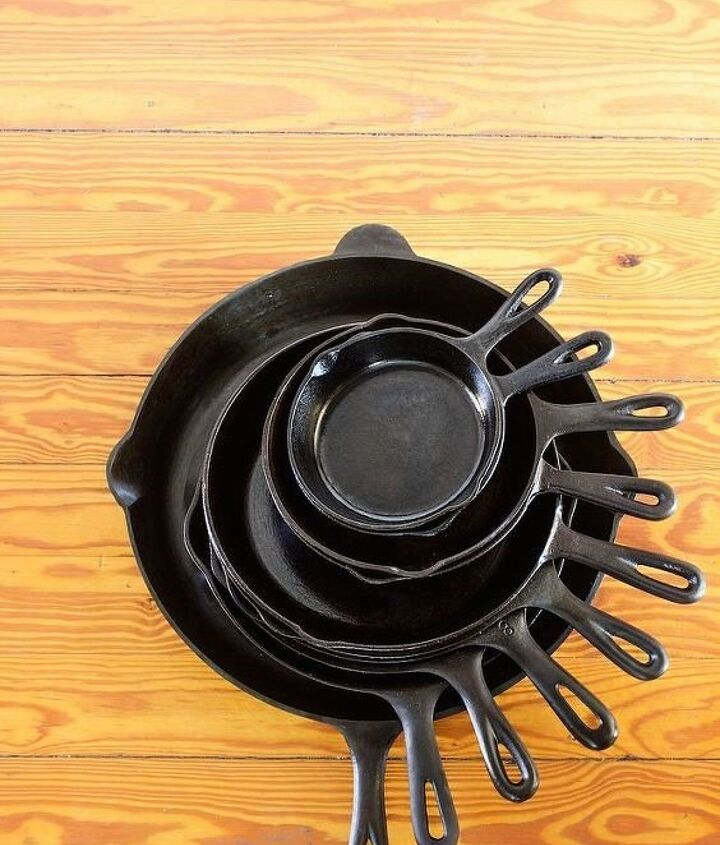 How to Clean Cast Iron Stove Grates (Kathy R.)