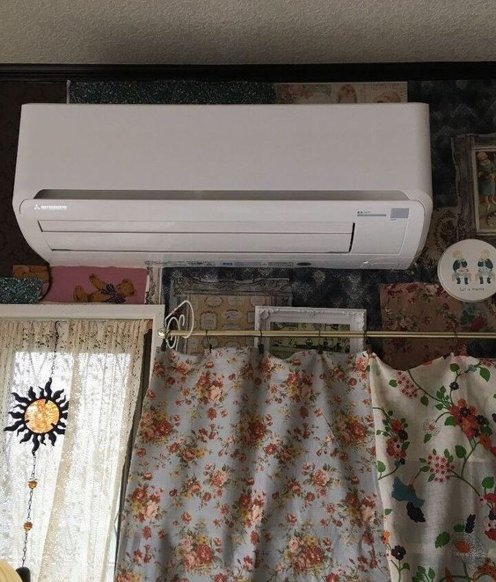 too white air conditioner to have taste easy makeover