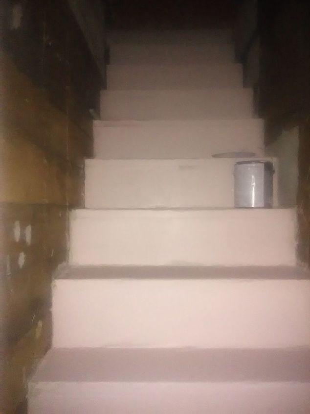 q redo a stairway