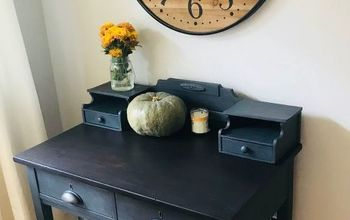 3 Tips For Refinishing Furniture With Chalk Paint and Gel Stain