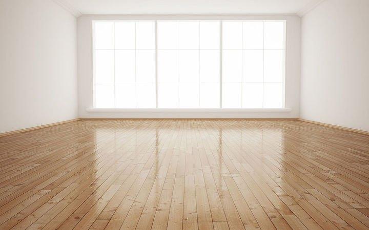 How to Clean Wood Floors (Sarah Jane Dunaway)