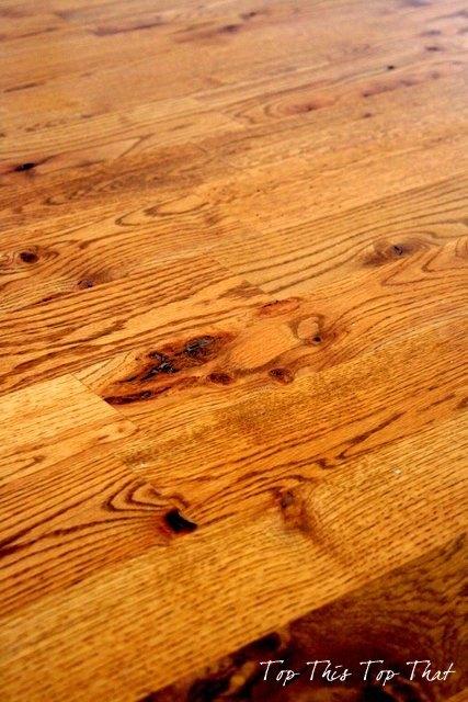 Wood Flooring (Duke Manor Farm)