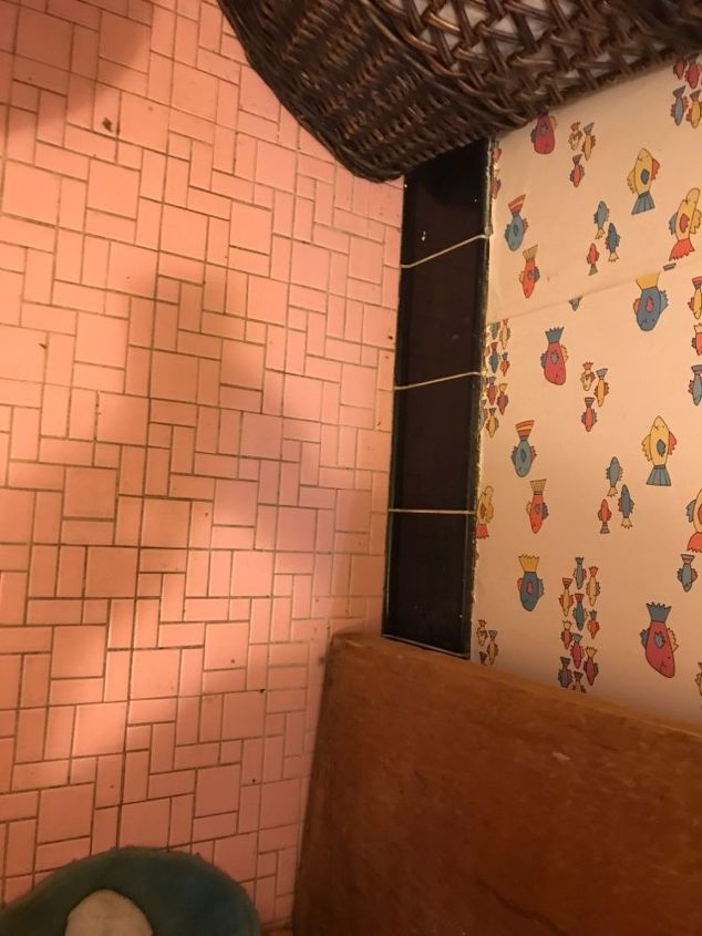 q outdated bathroom tile modernization