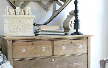 DIY UNFINISHED NATURAL WOOD DRESSER