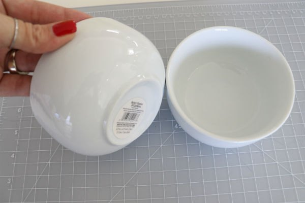 how to decorate bowls with permanent markers and alcohol