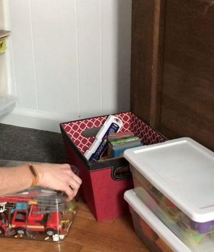 closet organizing tricks