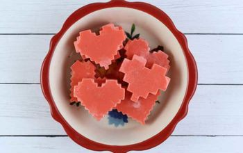 How to Make Soy Wax Melts for Valentine's Day