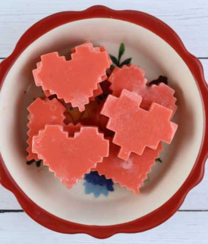 how to make soy wax melts for valentine s day