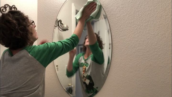 cleaning your windows mirrors eco friendly