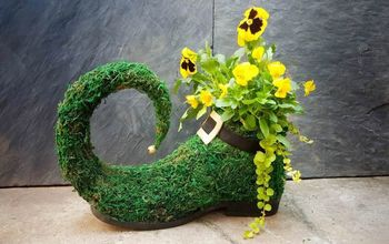 How To Make a Lucky Leprechaun Planter