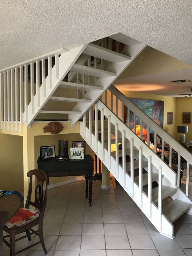 How Can I Update My Old Stair Case