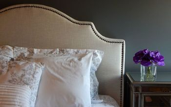 Build a DIY Headboard and Create the Bedroom Sanctuary You Deserve