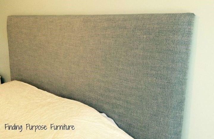 DIY Upholstered Headboard (Jessica Coplen)