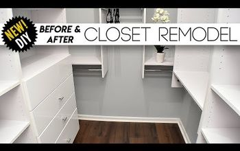 Surprising My Parents With a Closet Renovation