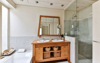 Easy, Budget-Friendly DIY Bathroom Makeovers