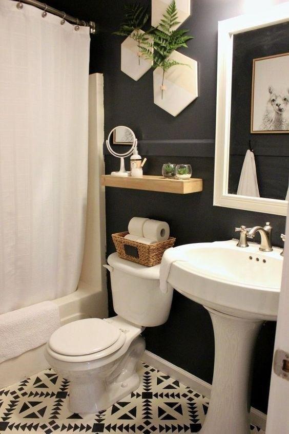 Small Bathroom Ideas (Lela Burris)