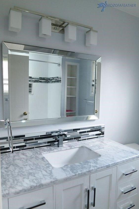 Bathroom Mirror Ideas (Birdz Of A Feather)