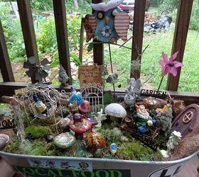 Sea Bird Seagull Stand Stump Miniature Fairy Garden Home DIY Decoration、2 vd