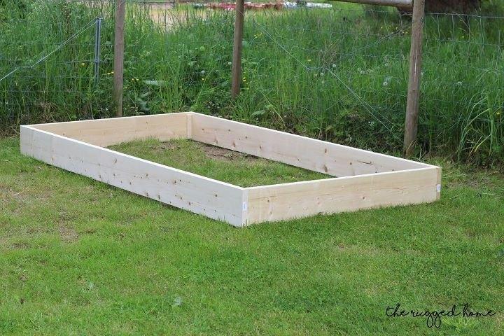 Raised Garden Bed Plans (Jessica-Sara Morris)