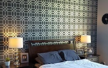 15 Unique Ideas to Create a Showstopping Stenciled Wall