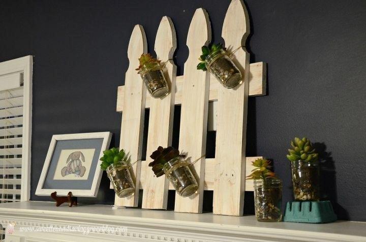 Vertical Wall Garden (Kirsten)