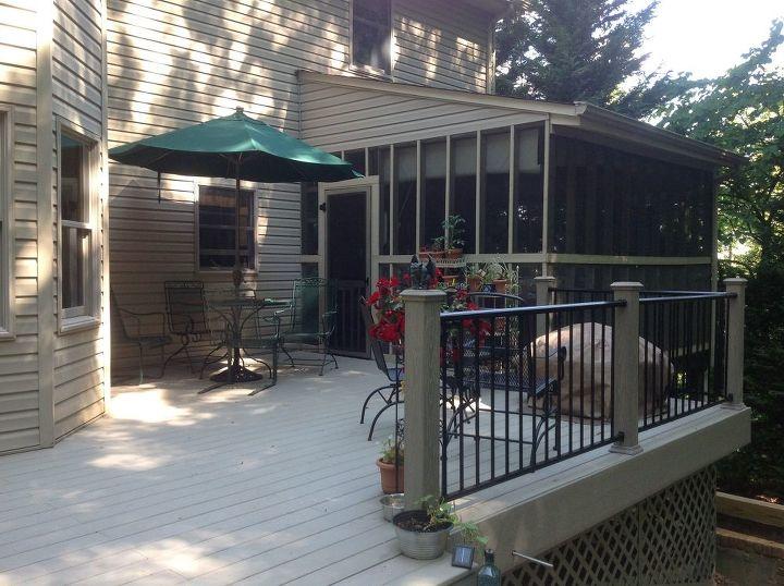 Cantilevered Pergola -- DIY Designed and Built | Hometalk
