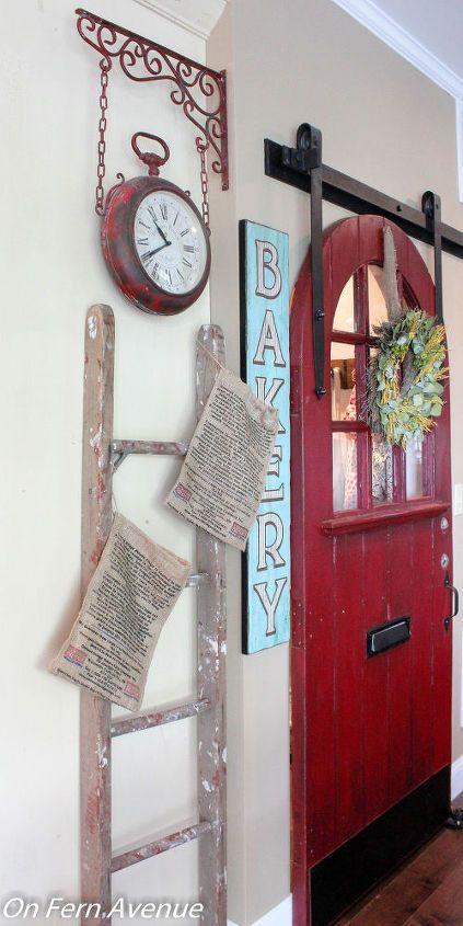 Pantry Door Ideas (Lynn Fern)
