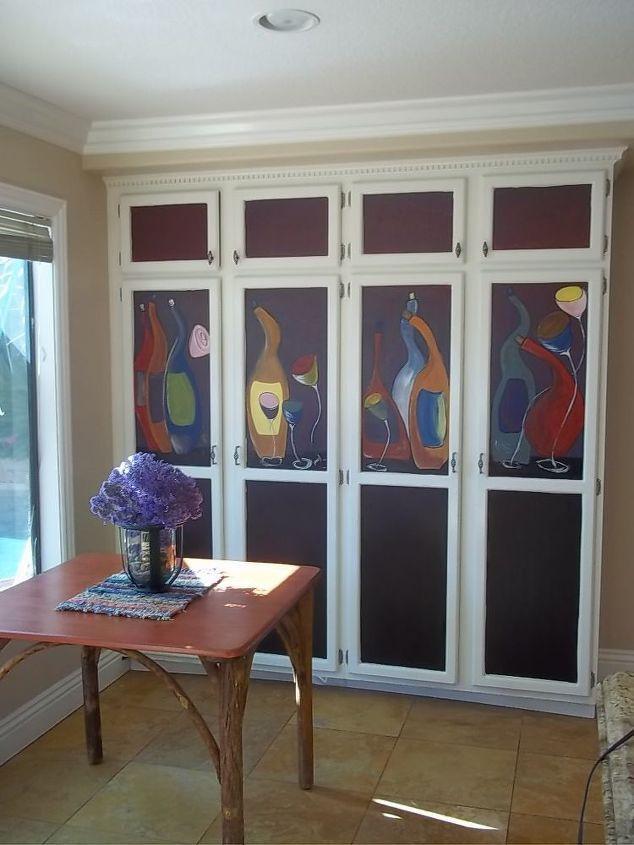 White Pantry Door (Kandy Scott)