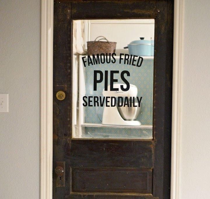 Glass Pantry Door (Beja Foster)