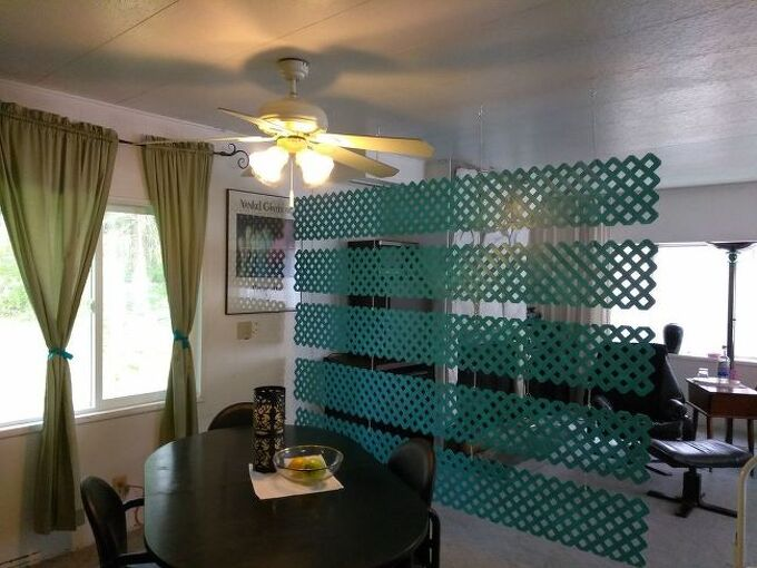 10 creative and beautiful diy room divider ideas, Room Dividers Cat Shaw