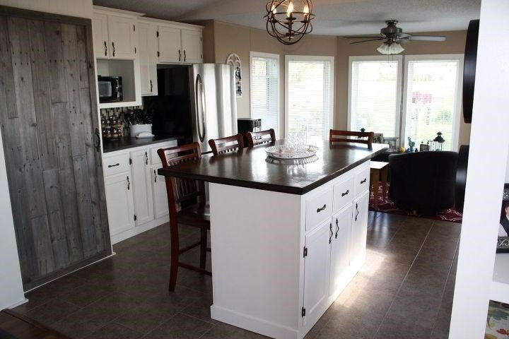 Unexpected Ideas For Your Kitchen And Bathroom Mobile Home Remodel Hometalk