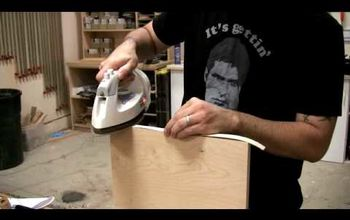 How To Edgeband Plywood