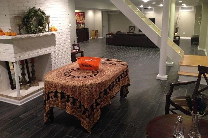 Basement Flooring Remodeling (South Cypress)