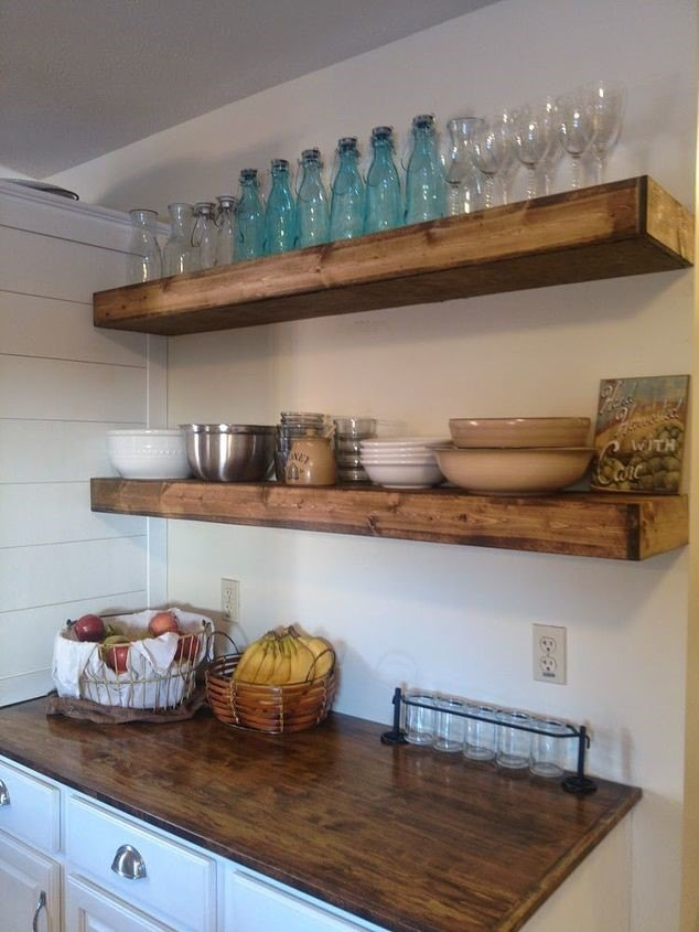 Small Kitchen Shelf (OnBlissStreet)