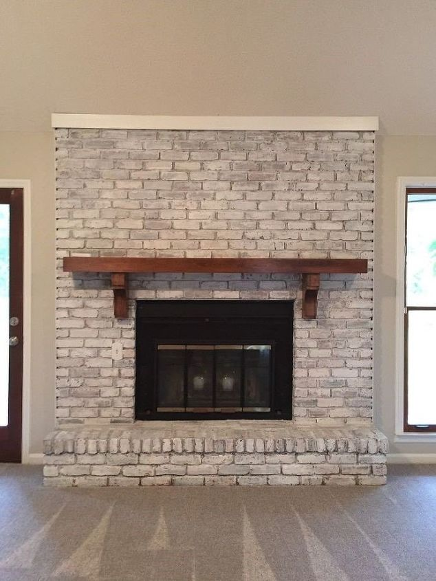 How to Remodel a Fireplace (Angela Hodges Lloyd)