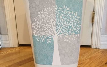 Upcycle Your Trashcan/Recycle Can