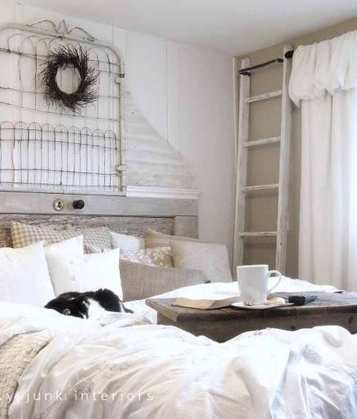 Bedroom Wall Art Decor (Funky Junk Interiors - Donna)