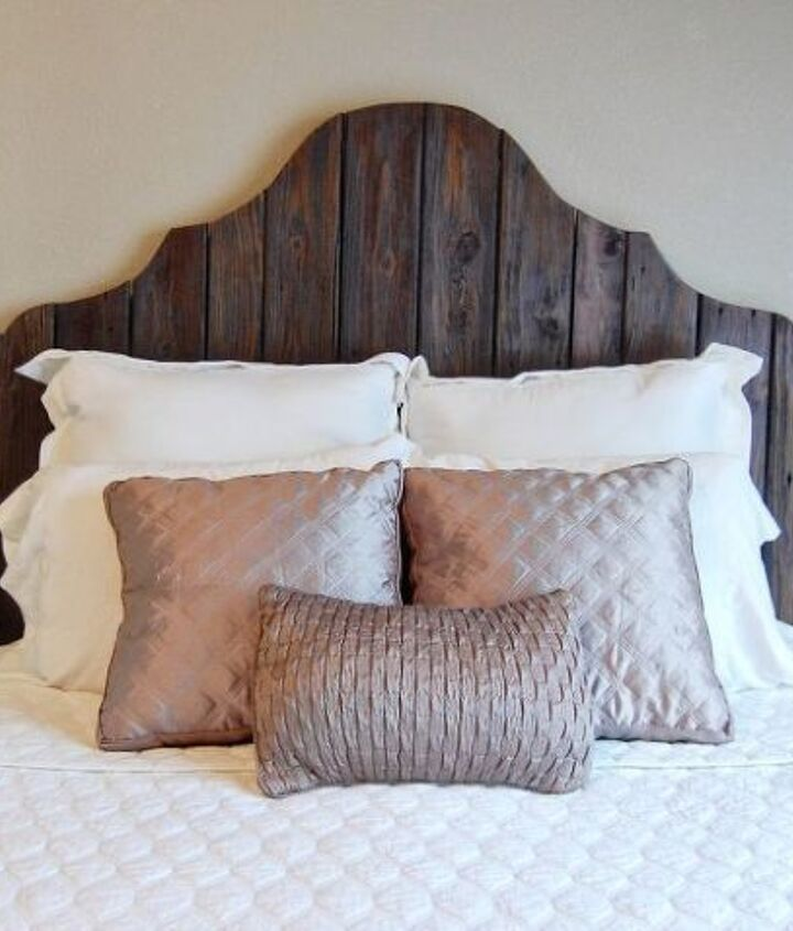 Wood Headboard Ideas (Suzie W.)