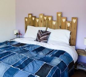 20 Diy Wooden Headboards That Will Have You Sprinting To The