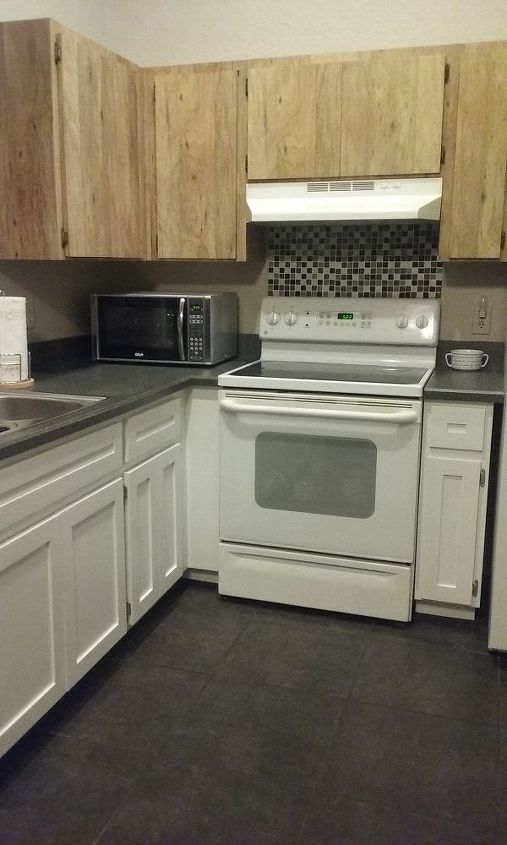 q need ideas for some blank space on cabinets and appliances