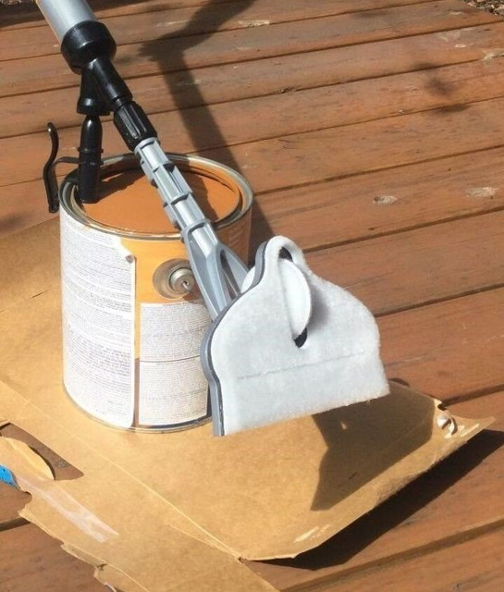 How to Prep a Deck for Staining (Diane and Dean DIY)