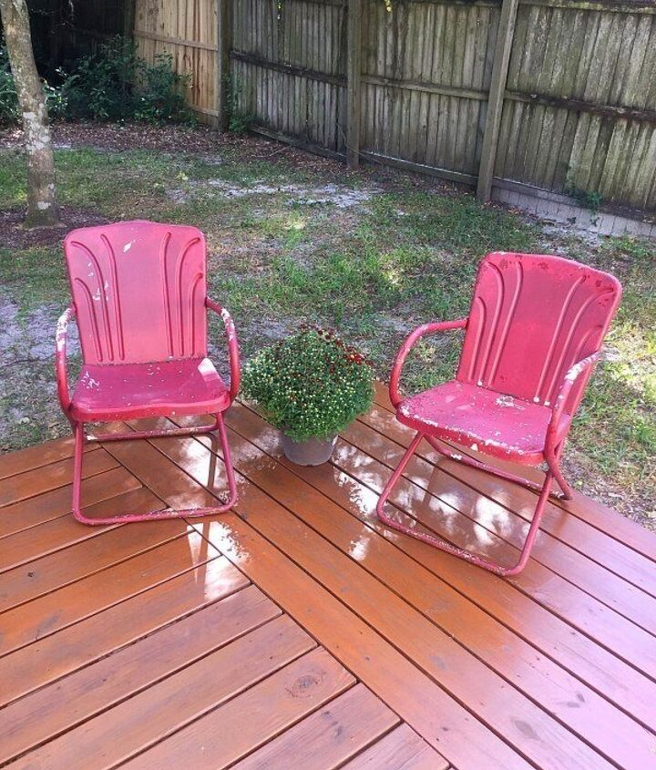 How Long for Deck Stain to Dry (Diane and Dean DIY)