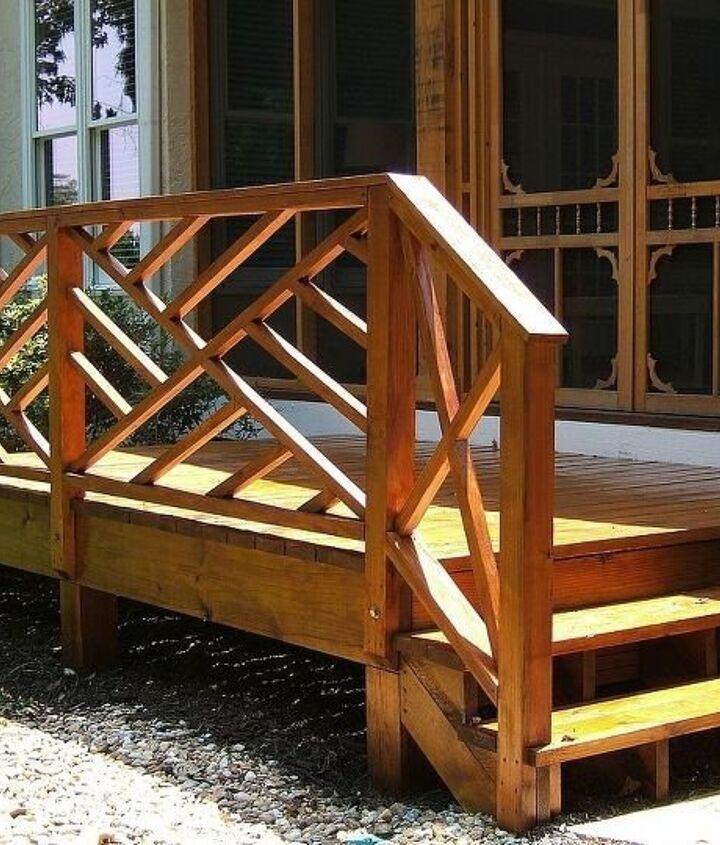 Deck Stain Ideas (B)
