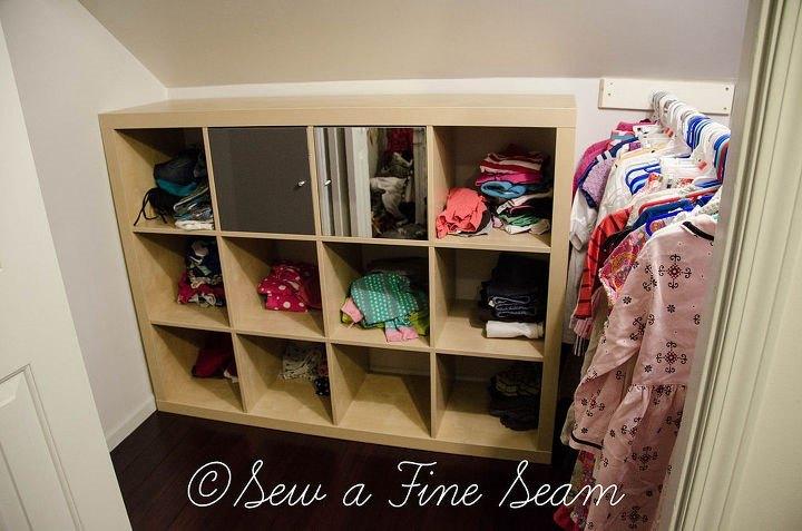Closet Organizer Ideas (Jill F.)