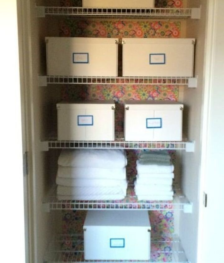 Small Closet Organizer Ideas (Katie Maris)