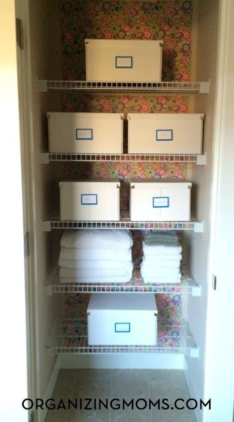 Small Closet Organizer Ideas (Katie Maris)