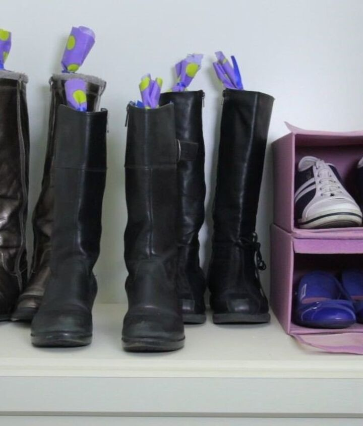 How to Organize Shoe Closet (Shawna Bailey)