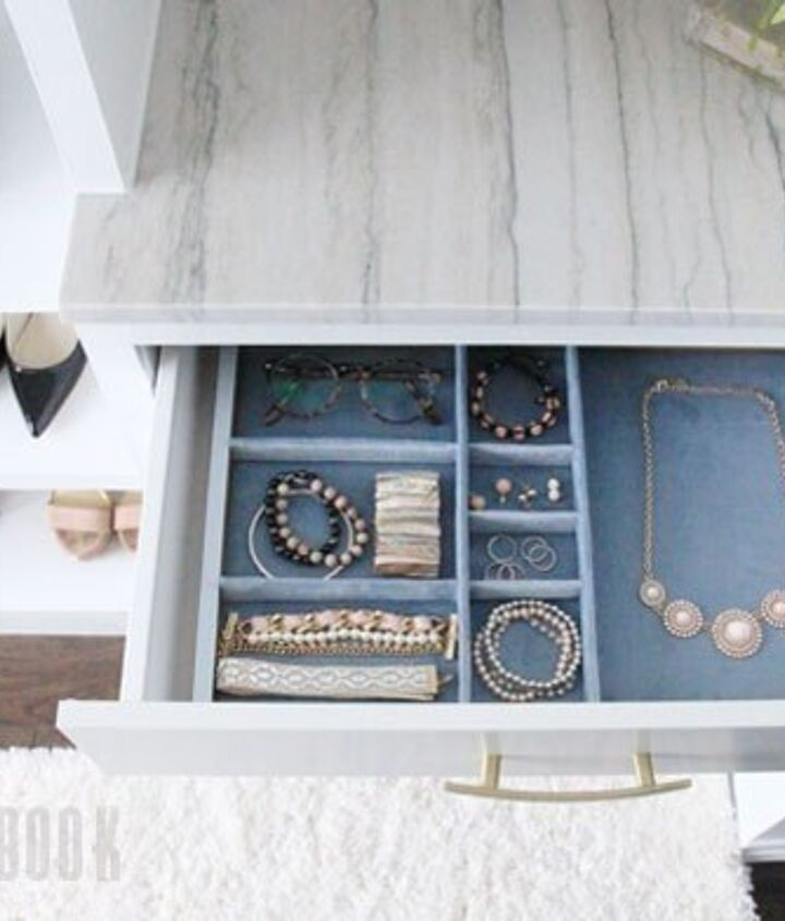 Jewelry Organizer Ideas (Sabrina)