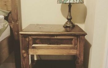 Farmhouse Bedroom Set- The Side Tables